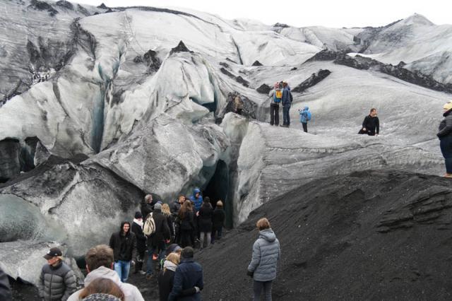Studerende på Island